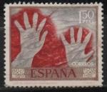 Sellos de Europa - España -  Homenaje al pintor desconocido (El Castillo)