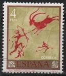 Sellos del Mundo : Europa : España : Homenaje al pintor desconocido (Remigia)