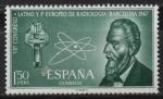 Stamps Spain -  VII Congreso Latino y I Euro-per de Radiologia en Barcelona