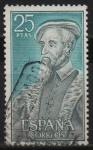 Stamps Spain -  Andres Laguna