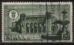 Sellos de Europa - España -  L aniversario d´l´Feria Muestrario internacional d´Valencia
