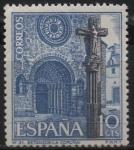 Sellos de Europa - España -  Iglesia d´Santa Maria do Azougue