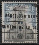 Sellos de Europa - España -  Iglesia d´San Miguel Palencia