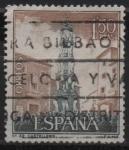 Sellos de Europa - España -  Casteller (Cataluña)