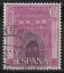Sellos de Europa - España -  Iglesia d´nuestra señora d´l´O Sanlucas d´Barrameda (Cadiz)