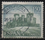 Stamps Spain -  Castillos d´España (Almodobar Cordoba)