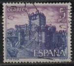Sellos de Europa - España -  Castillos d´España (Coca Segovia)