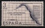 Sellos del Mundo : Europa : España : Costa Septentrional d´California