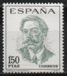 Stamps Spain -  Enrrique Granados
