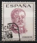 Sellos de Europa - España -  Ruben Dario