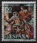 Stamps : Europe : Spain :  Navidad (Nacimiento 1967)