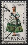 Sellos de Europa - España -  Las Palmas