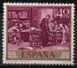 Stamps Spain -  La Vicaria