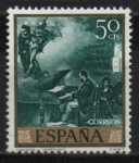 Stamps : Europe : Spain :  Fantasia