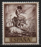 Stamps : Europe : Spain :  Indilio