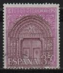 Stamps : Europe : Spain :  Iglesia d´Santa Maria, Sanguesa (Navarra)