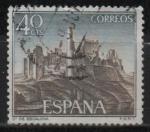 Stamps : Europe : Spain :  Castillos d´España (Escalona Toledo)