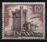 Stamps : Europe : Spain :  Castillos d´España (Fuensanta Valladolid)