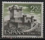 Sellos de Europa - España -  Castillos d´España (Sobroso Pontevedra)