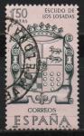 Sellos de Europa - España -  Escudo d´l´Losada