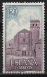 Sellos de Europa - España -  Monasterio d´Santa Maria d´Parral (Fachada)