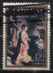 Stamps : Europe : Spain :  Navidad (Nacimiento 1968)