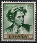 Stamps Spain -  Mariano Fortuny Marsal