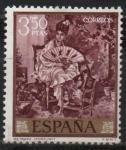 Stamps Europe - Spain -  Retrato