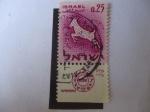 Stamps Asia - Israel -  Capricornio - Signos Zodiacales.