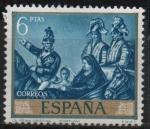 Stamps Europe - Spain -  Reina Cristina