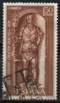 Sellos de Europa - España -  XIX Centenario d´l´Legio VII Gemina, fundadora d´Leon (Estela Pintayus)