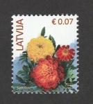 de Europa - Letonia -  Caléndulas