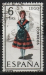 Stamps Spain -  Lugo