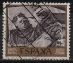 Sellos de Europa - España -  San Juan Capistrano y San Bernardino