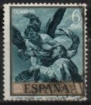 Sellos del Mundo : Europa : España : La vision d´San Juan