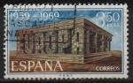 Sellos de Europa - España -  Europa 1969