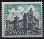 Sellos de Europa - España -  Castillos d´España (Turegano Segovia