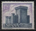 Sellos de Europa - España -  Castillos d´España (Villalonso Zamora)
