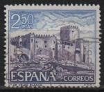 Stamps Spain -  Castillos d´España (Velez Blanco Almeria)