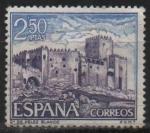Sellos de Europa - España -  Castillos d´España (Velez Blanco Almeria)