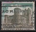 Sellos de Europa - España -  Castillos d´España (Torrelobaton Valladolid)