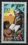 Stamps Spain -  II centenario d´l´fundacion d´San Diego, California