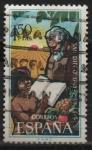 Sellos de Europa - España -  II centenario d´l´fundacion d´San Diego, California