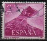Stamps Spain -  Pro trabajadores españoles d´Gibraltar