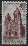 Sellos del Mundo : Europa : España : Convento d´Santo Domingo, Santiago d´Chile