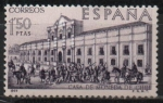 Sellos del Mundo : Europa : España : Casa d´l´moneda Santiago d´Chile