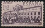 Stamps : Europe : Spain :  Casa d´l´moneda Santiago d´Chile