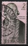 Stamps : Europe : Spain :  Ambrosio O´Higgins
