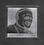 Sellos del Mundo : Africa : Gambia : 2974 - Papa Juan Pablo II