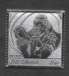 Stamps : Africa : Gambia :  Papa Juan Pablo II (SCOTT 2979)